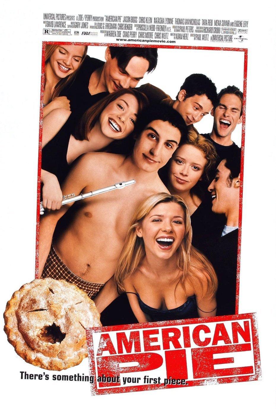 American Pie kapak