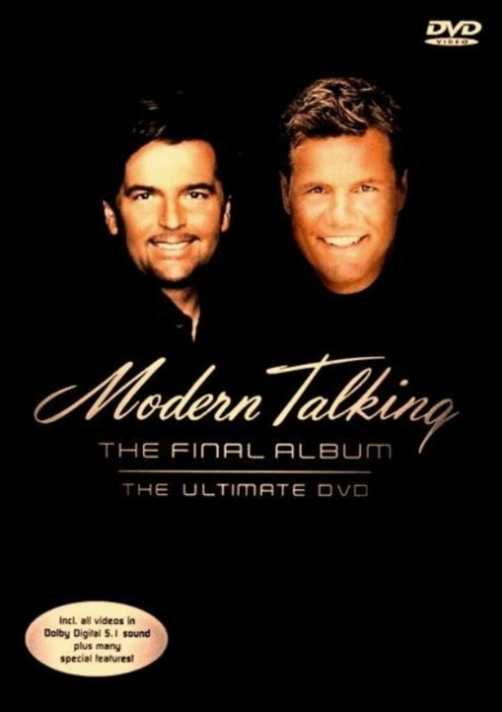 Modern Talking: The Final Album - Ultimate DVD kapak