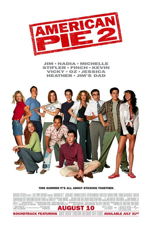 American Pie 2 kapak