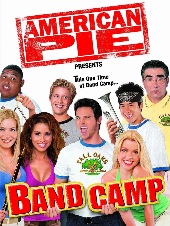 American Pie Presents: Band Camp kapak