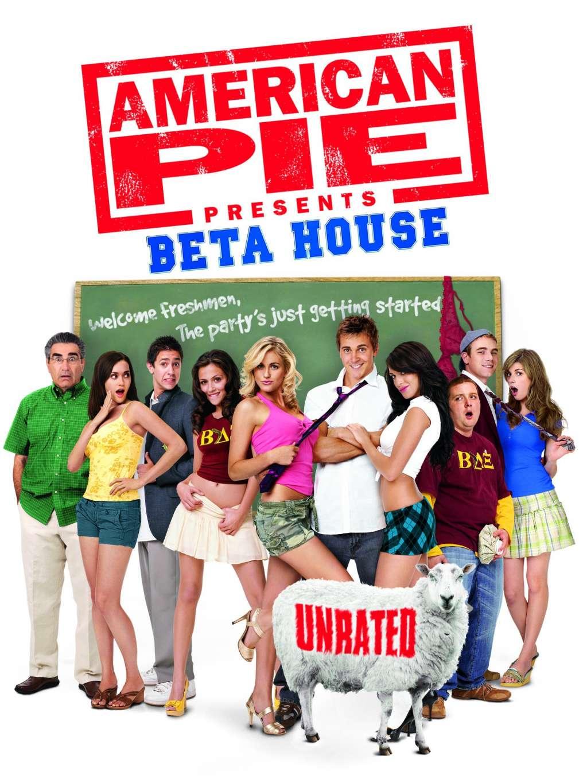 American Pie Presents: Beta House kapak