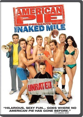 American Pie Presents: The Naked Mile kapak