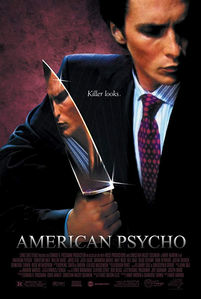 American Psycho kapak