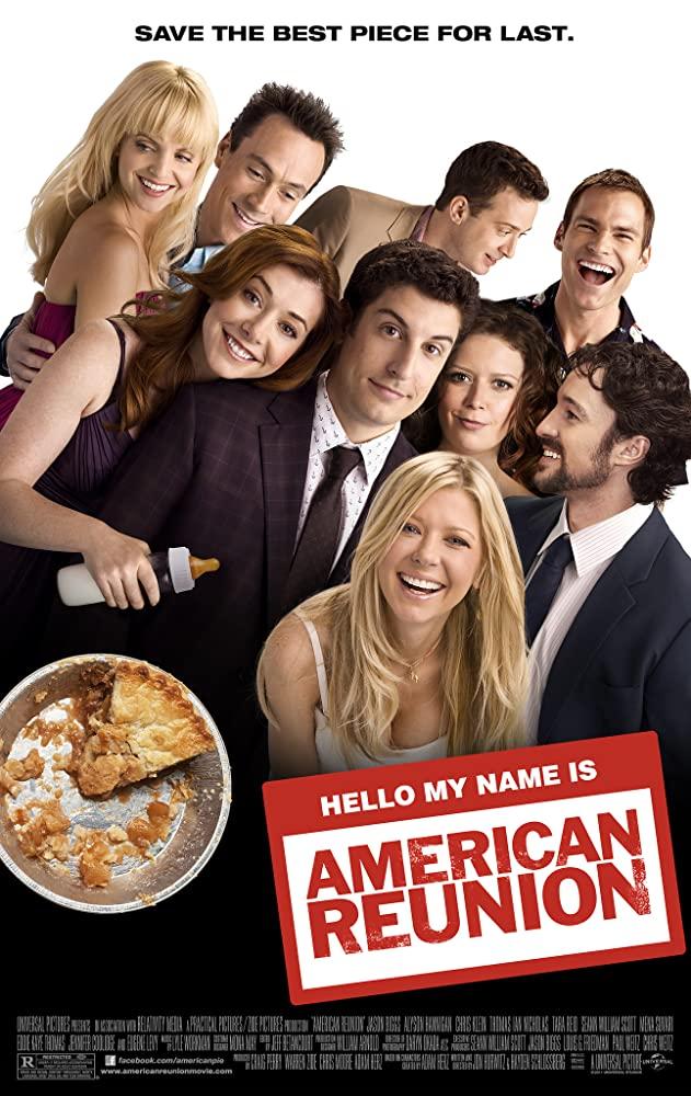 American Reunion kapak
