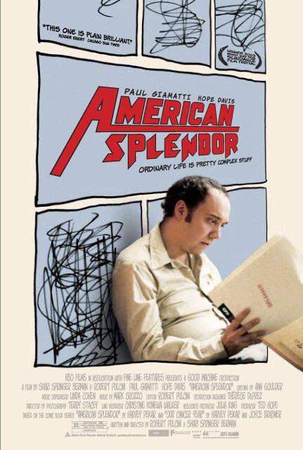 American Splendor kapak