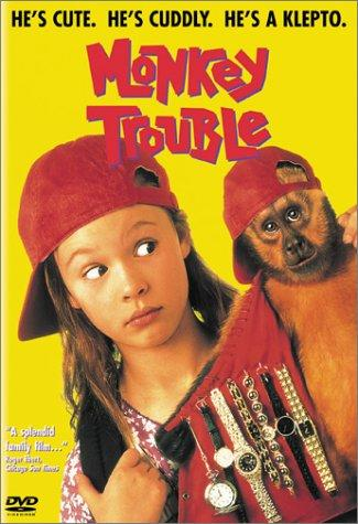 Monkey Trouble kapak