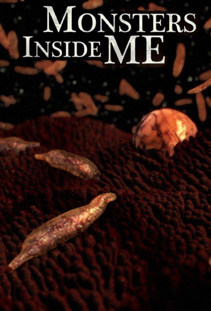 Monsters Inside Me kapak