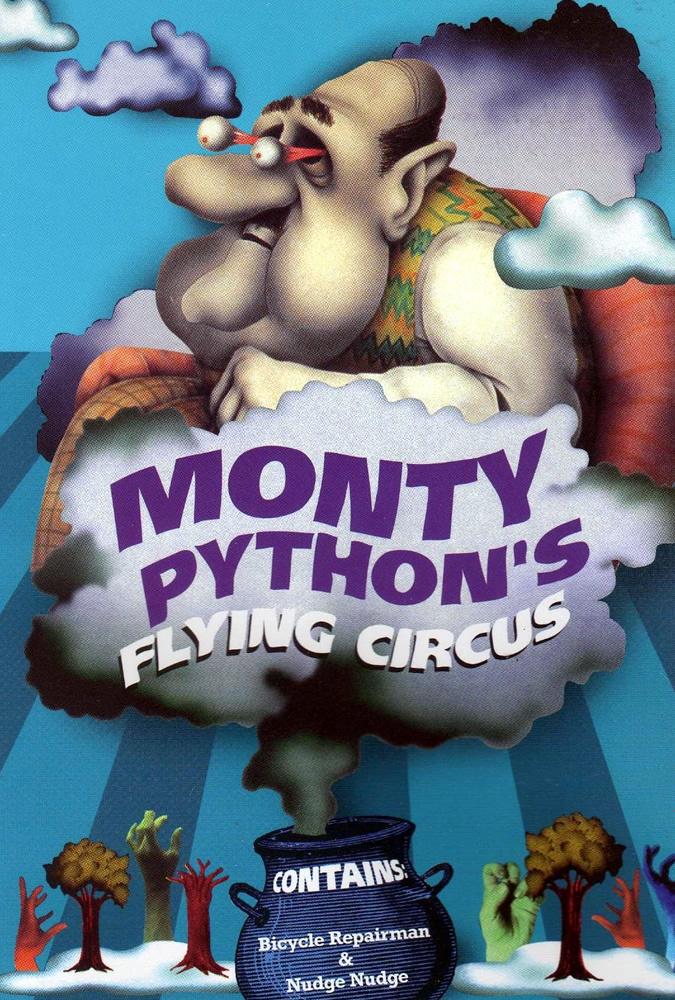 Monty Python's Flying Circus kapak