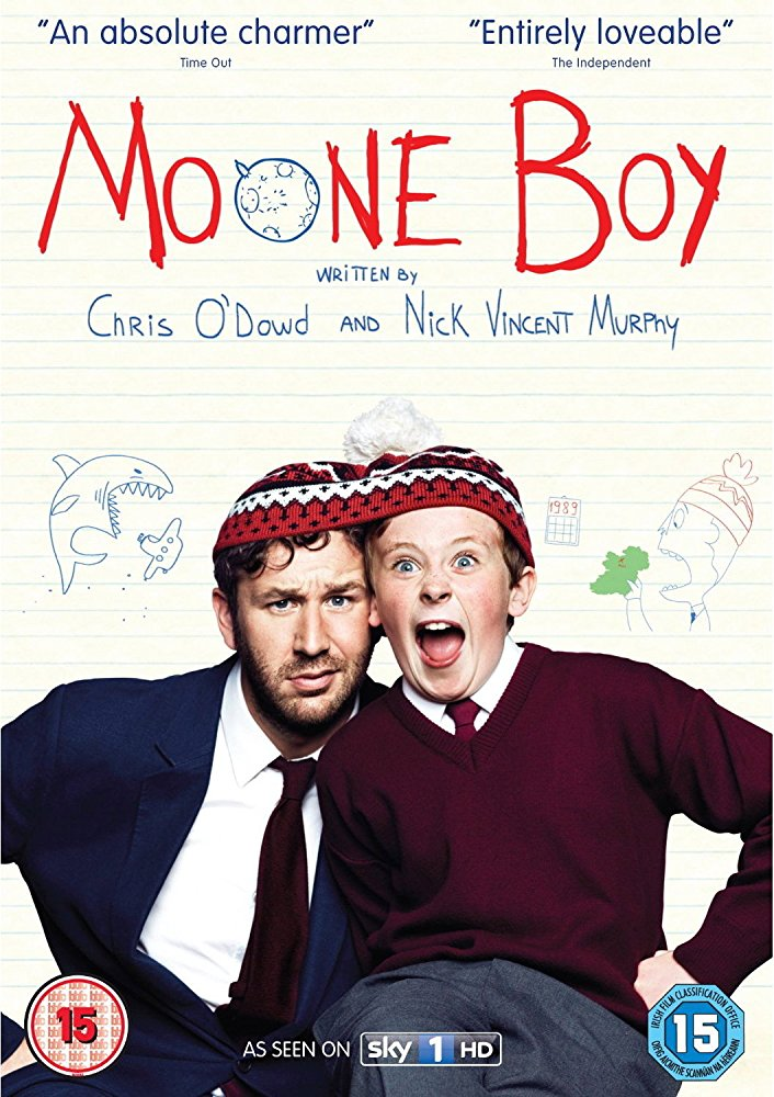 Moone Boy kapak