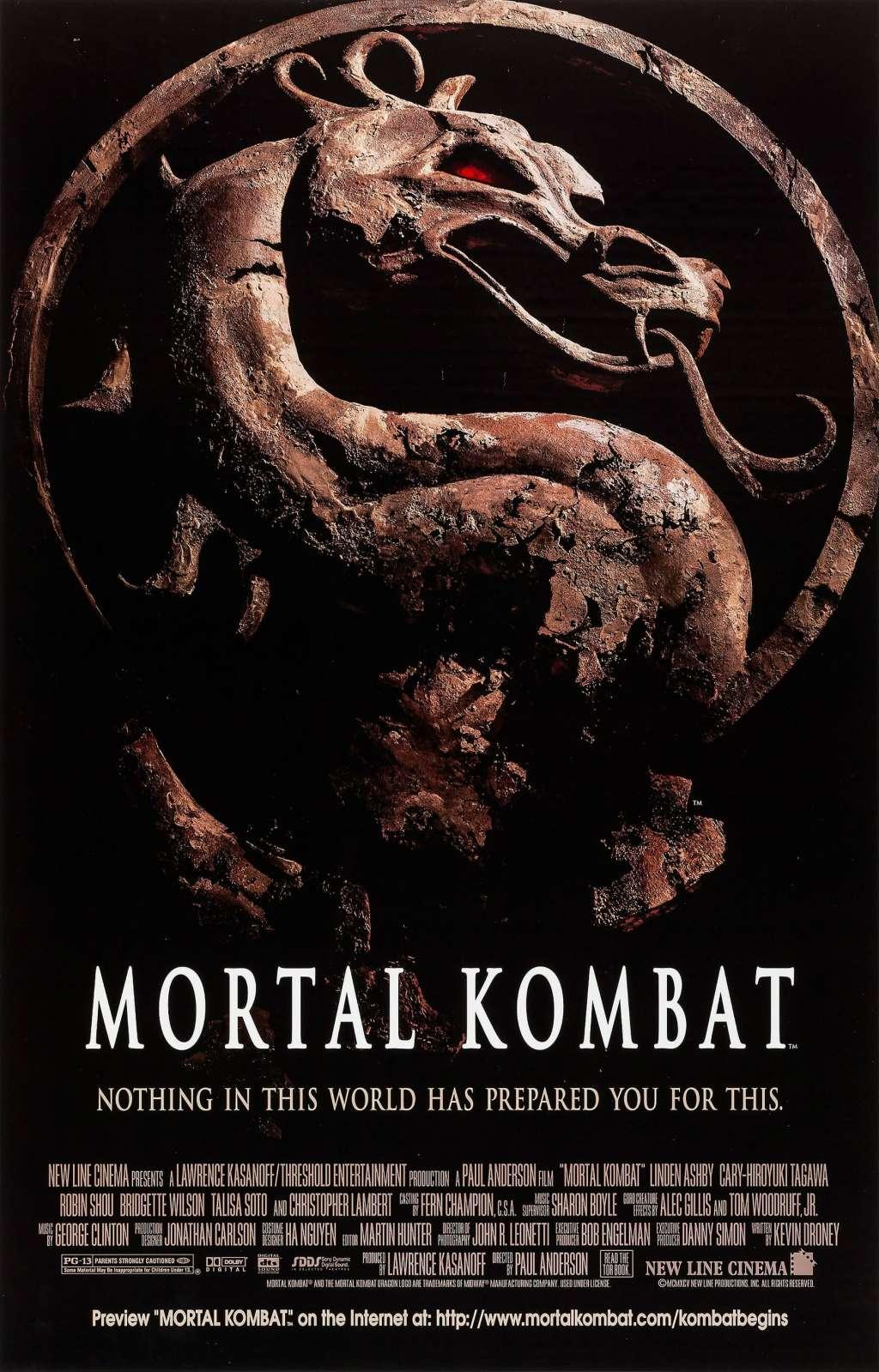 Mortal Kombat kapak