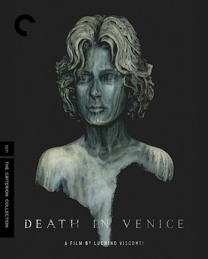 Morte a Venezia kapak