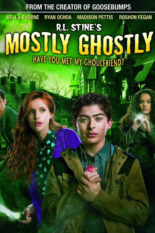 Mostly Ghostly: Have You Met My Ghoulfriend? kapak