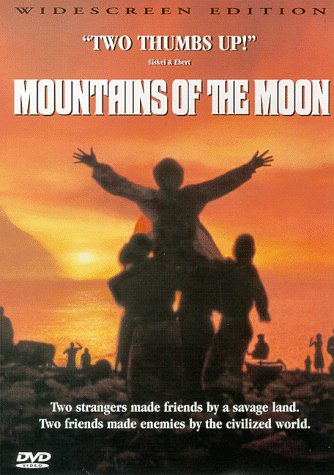 Mountains of the Moon kapak