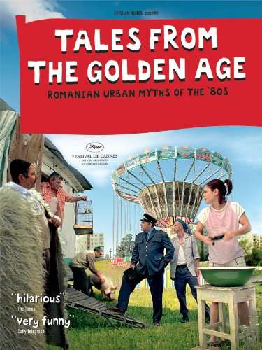 Tales from the Golden Age kapak
