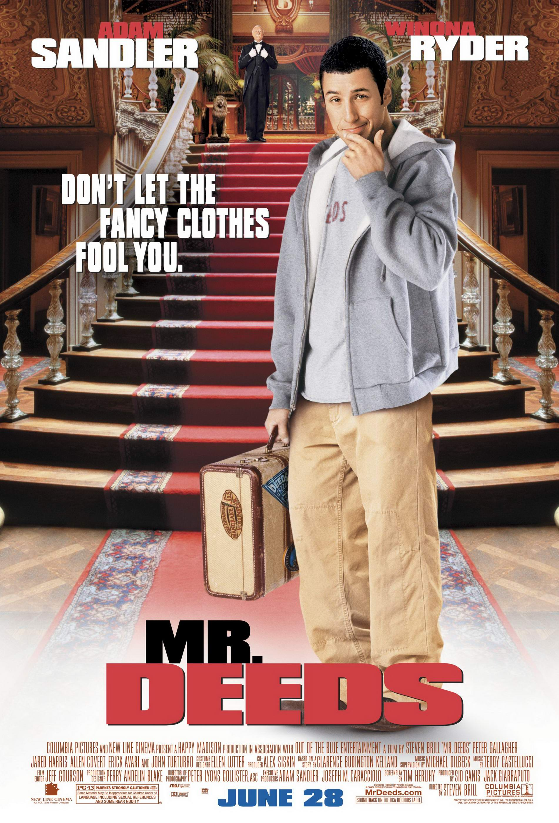 Mr. Deeds kapak