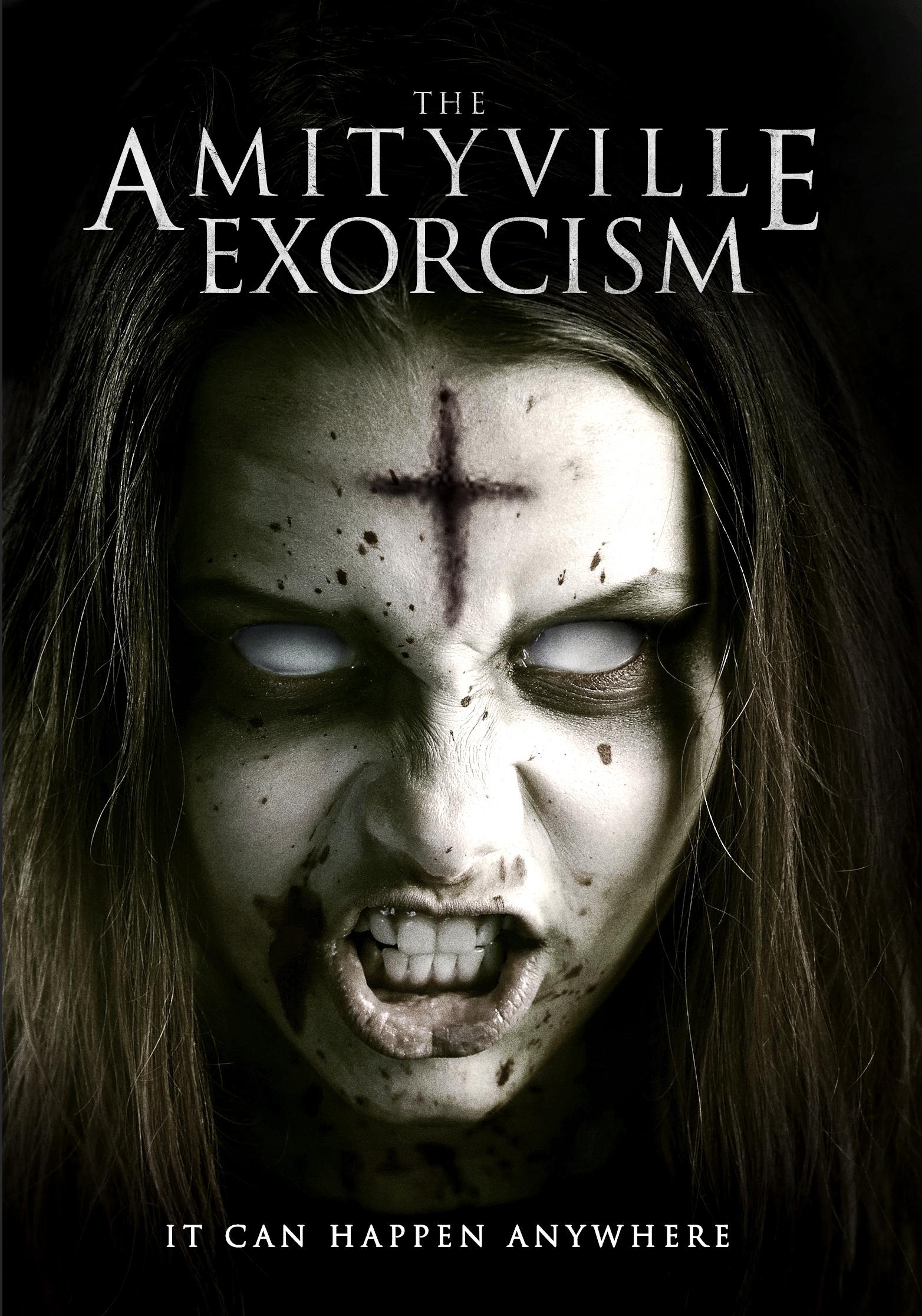 Amityville Exorcism kapak