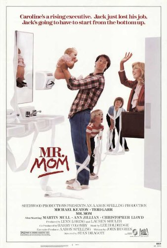 Mr. Mom kapak