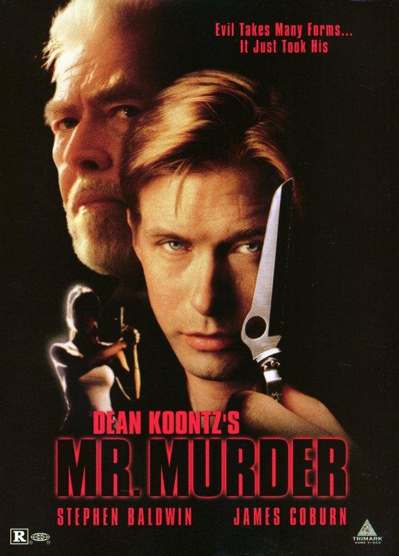 Mr. Murder kapak