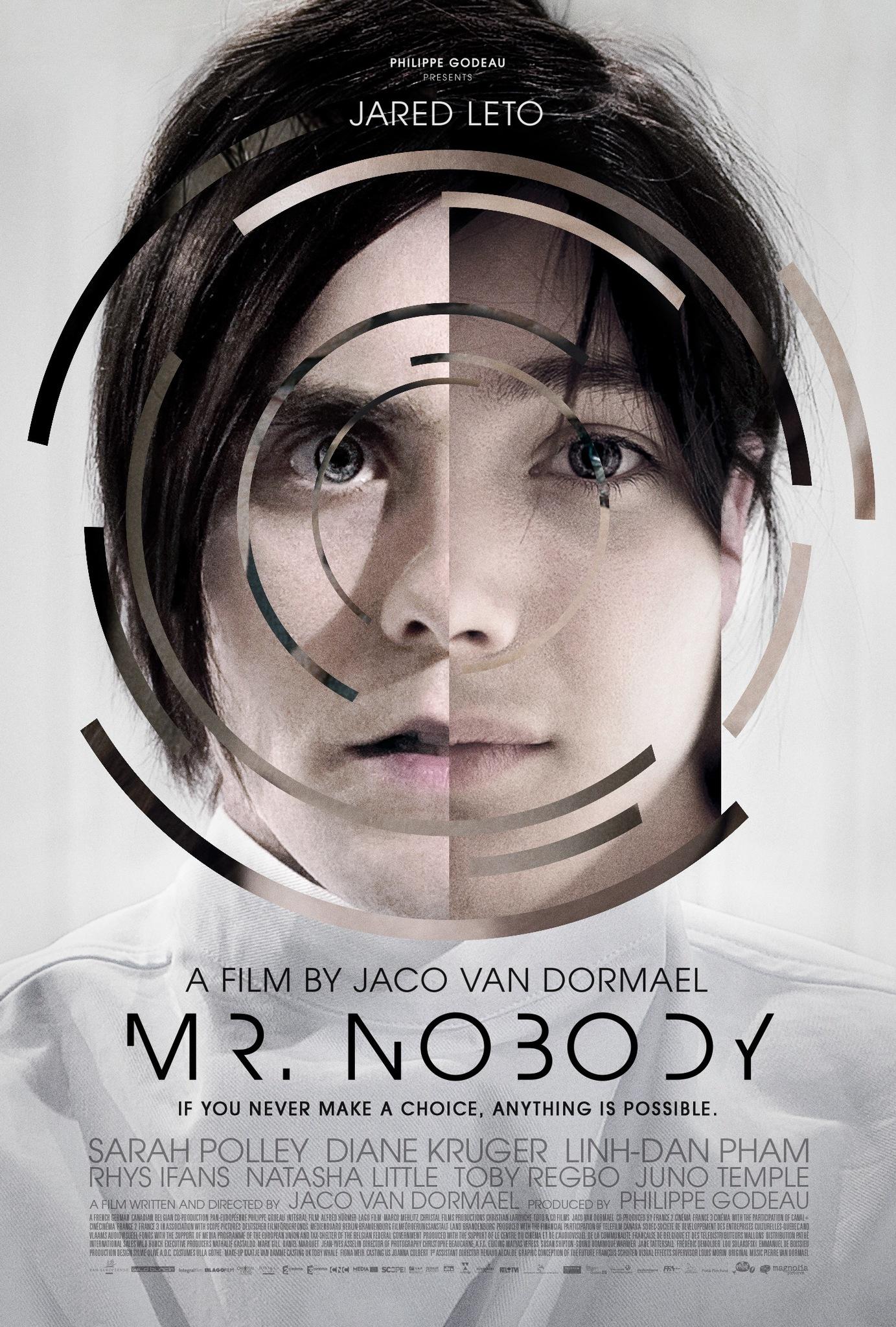Mr. Nobody kapak