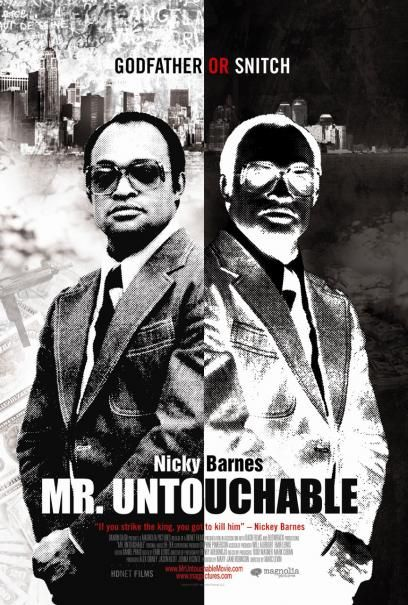 Mr. Untouchable kapak