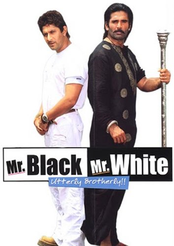 Mr. White Mr. Black kapak