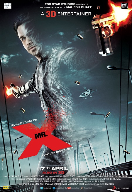 Mr. X kapak
