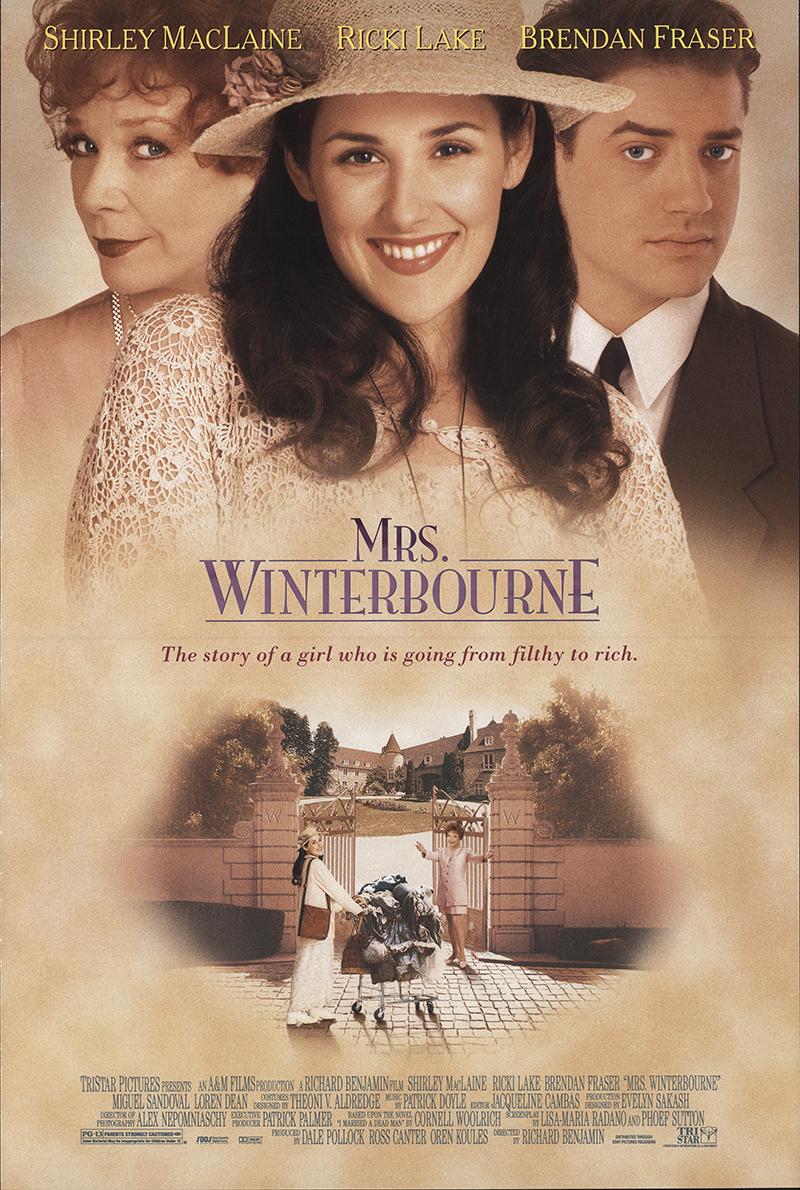 Mrs. Winterbourne kapak