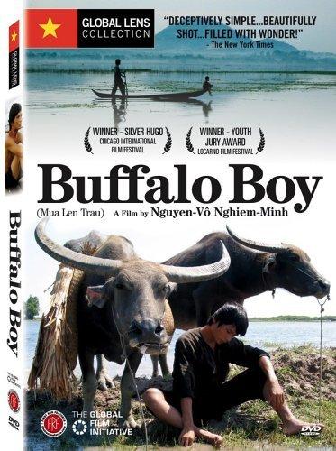 Buffalo Boy kapak