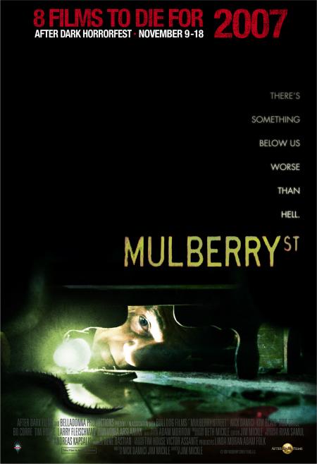 Mulberry St kapak