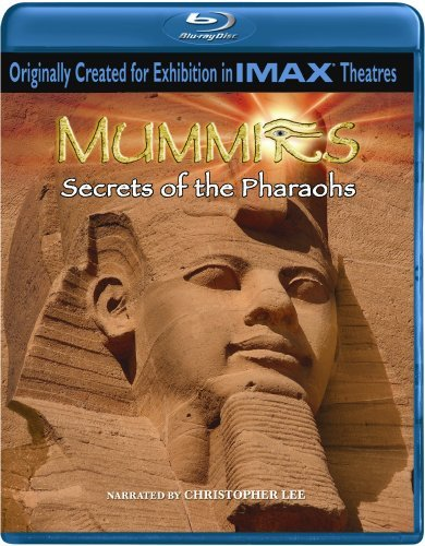 Mummies: Secrets of the Pharaohs kapak