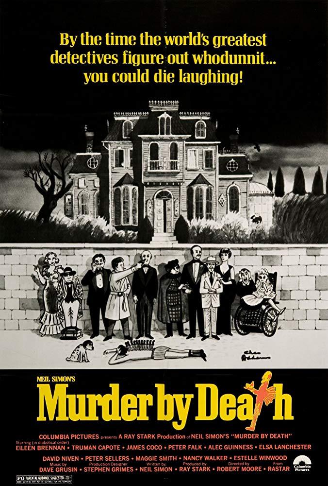 Murder by Death kapak