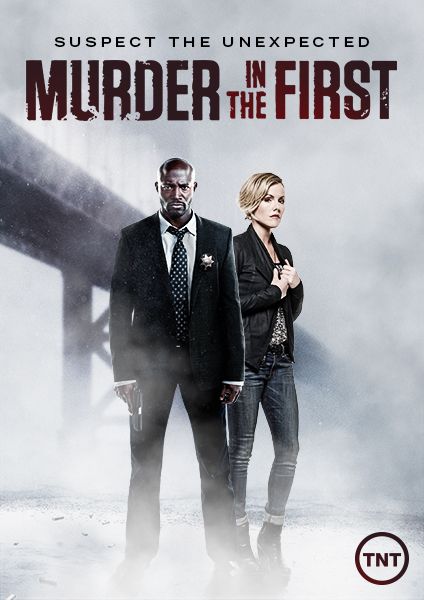 Murder in the First kapak