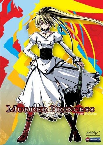 Murder Princess kapak