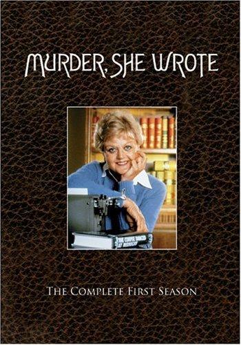 Murder, She Wrote kapak