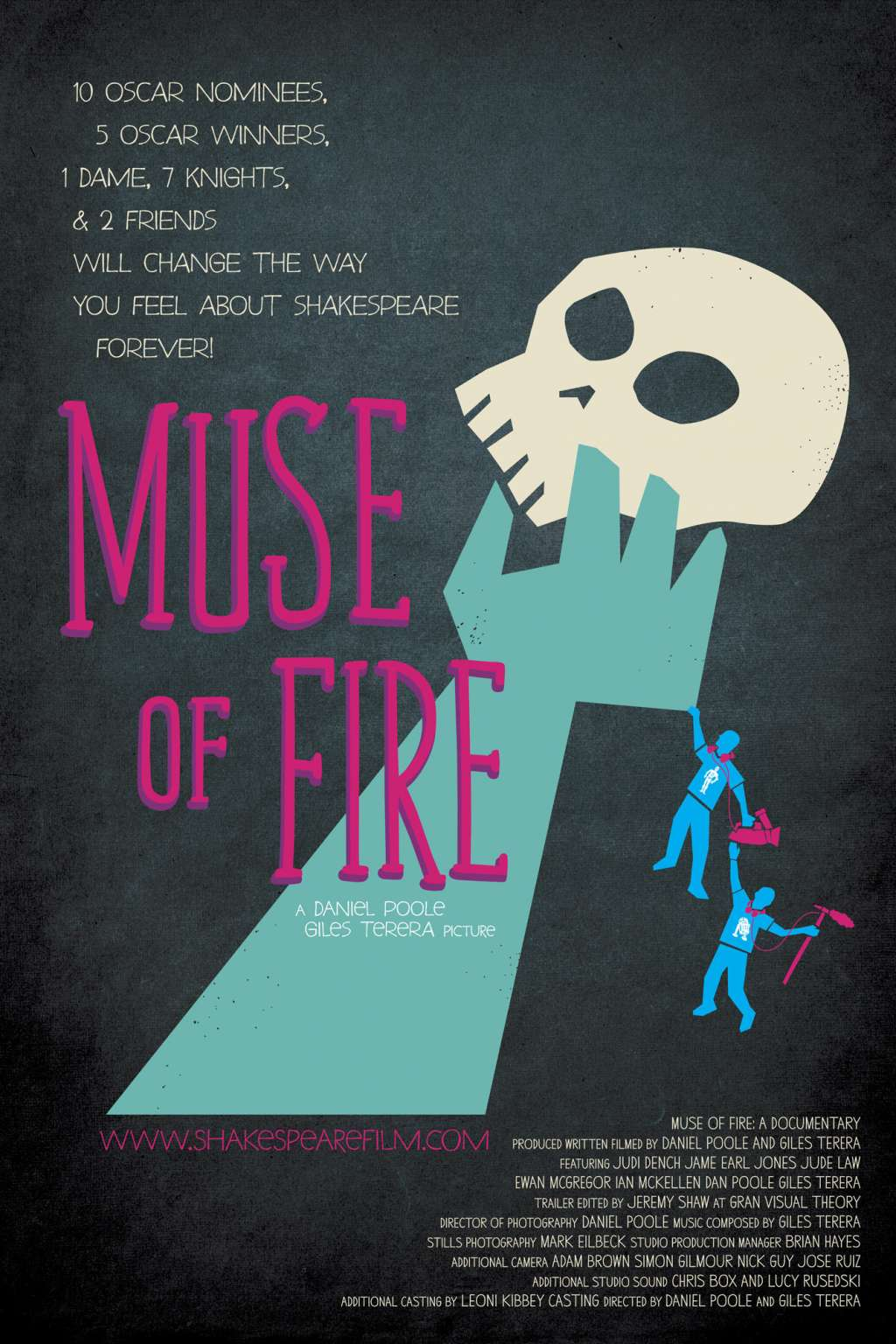 Muse of Fire kapak