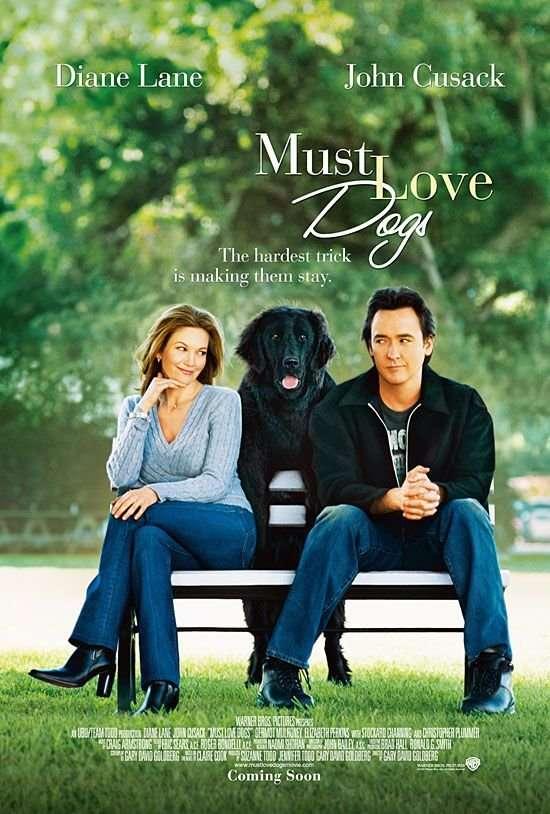 Must Love Dogs kapak