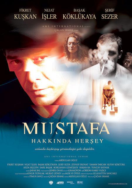 Mustafa Hakkinda Hersey kapak
