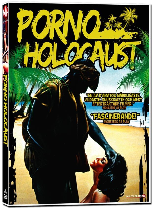 Porno Holocaust kapak