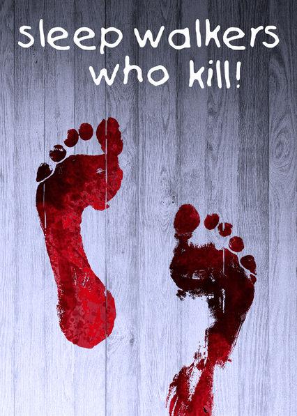 Sleepwalkers Who Kill kapak