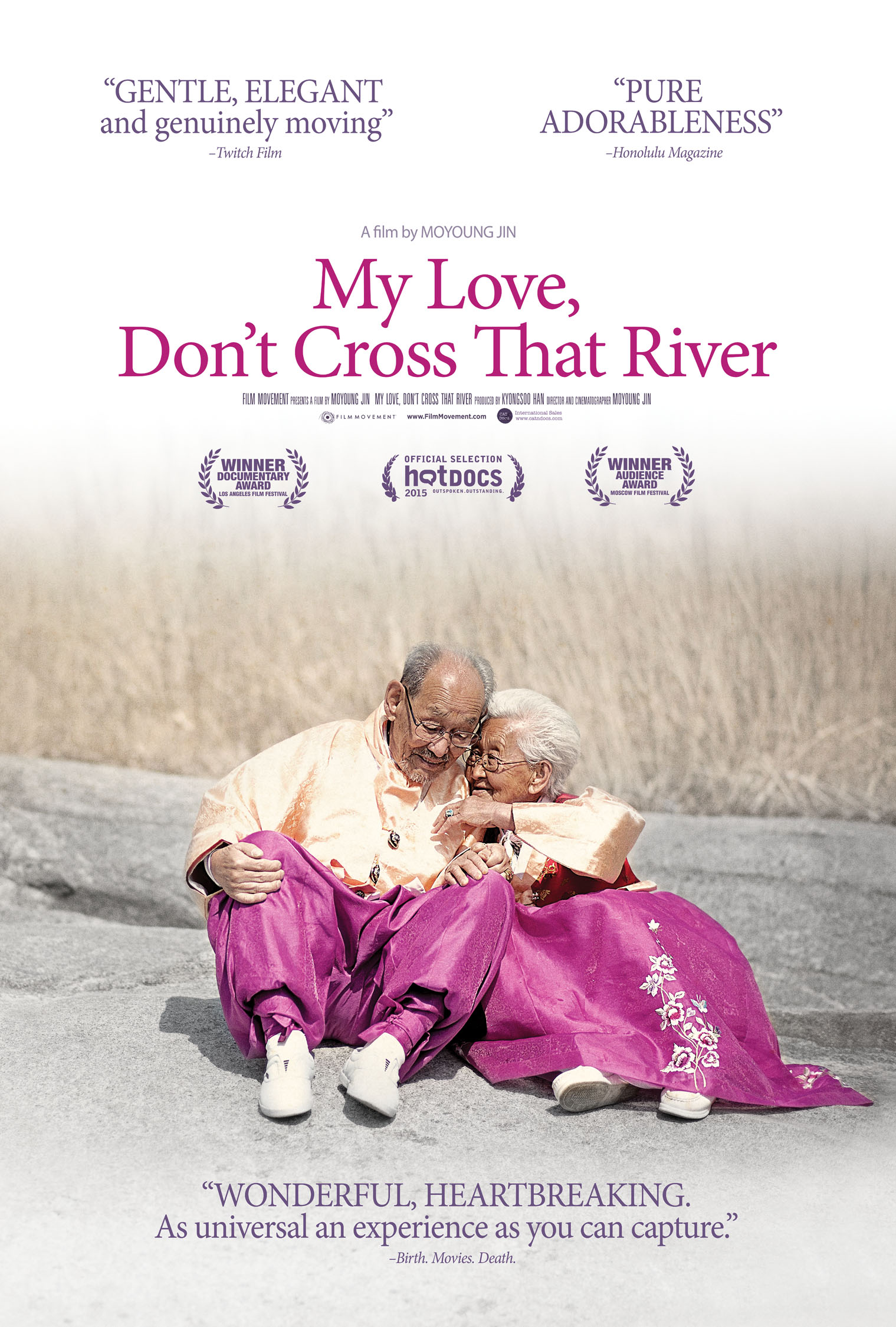 My Love, Don't Cross That River kapak