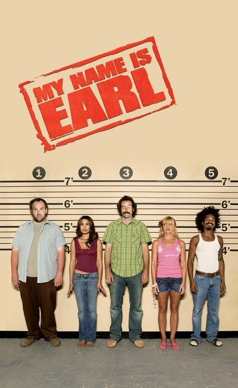 My Name Is Earl kapak