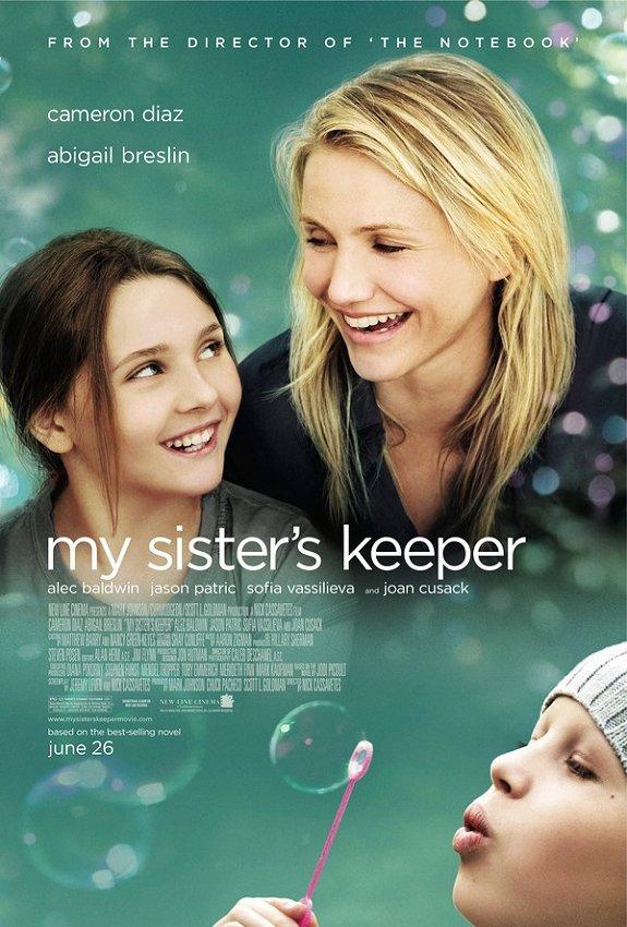 My Sister's Keeper kapak