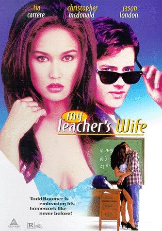My Teacher's Wife kapak