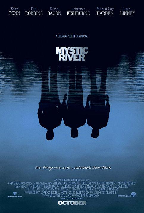 Mystic River kapak