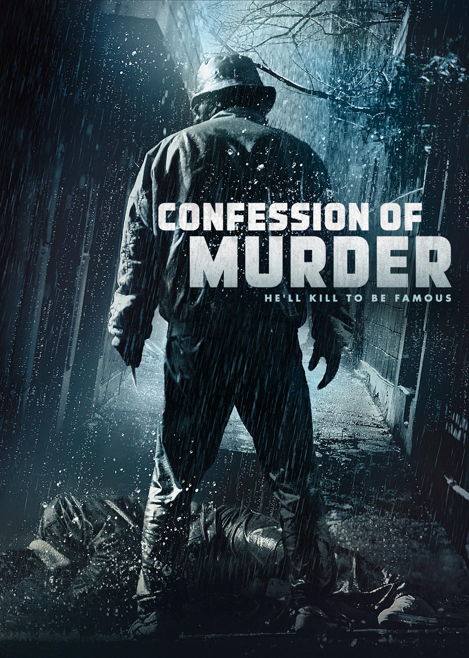 Confession of Murder kapak