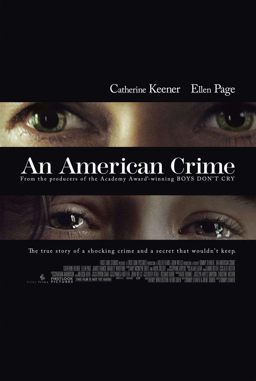 An American Crime kapak