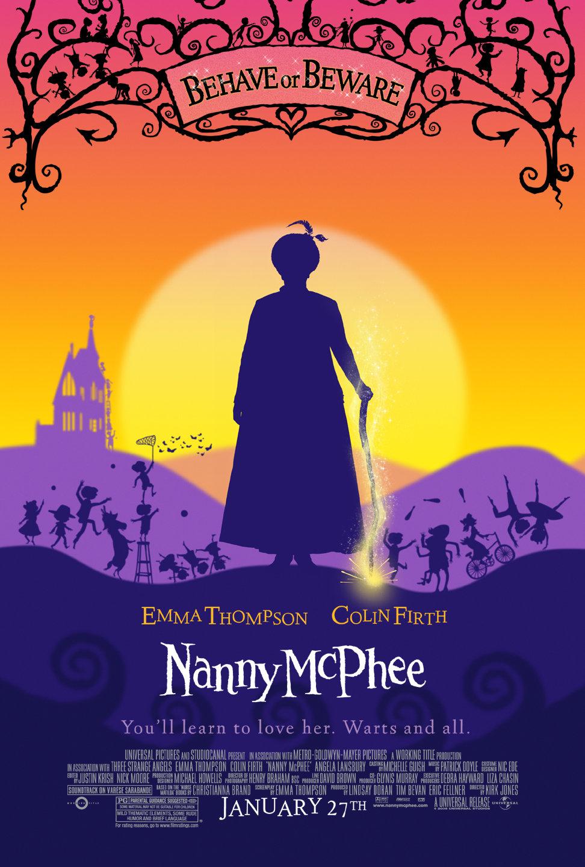 Nanny McPhee kapak