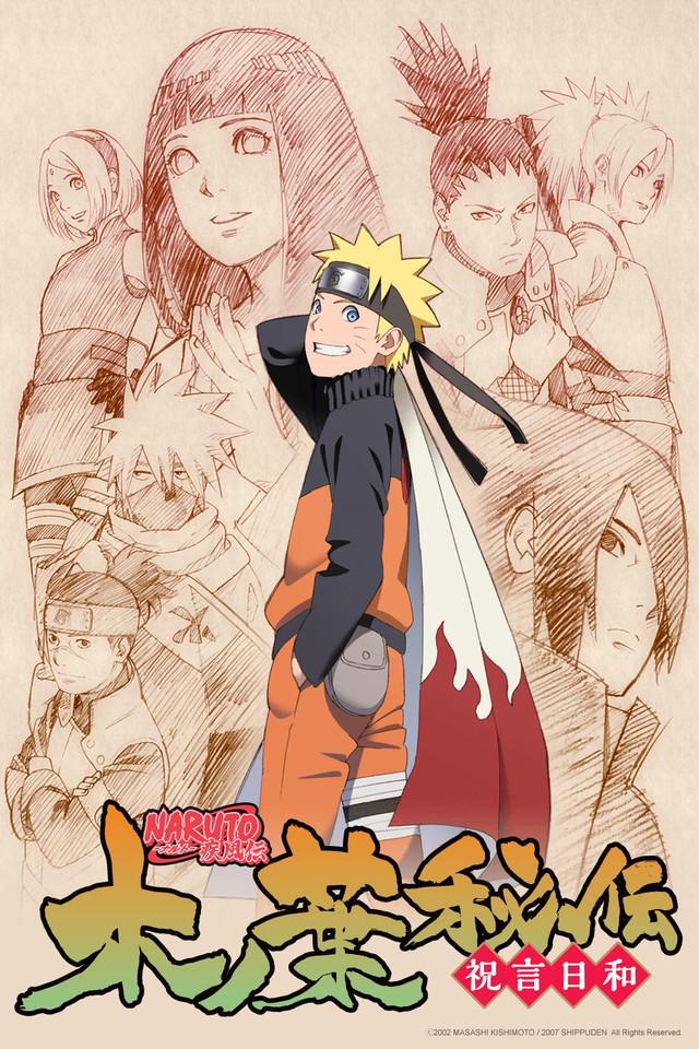 Naruto Shippuuden kapak