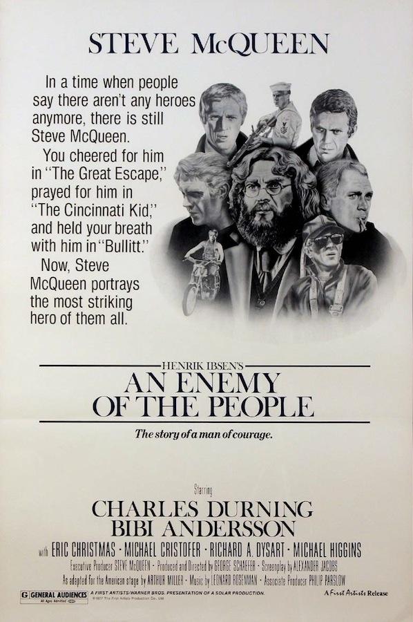 An Enemy of the People kapak