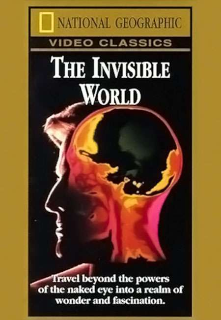 National Geographic: The Invisible World kapak